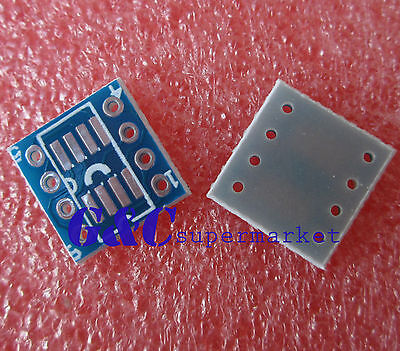 10pcs Sop8 Turn Dip8 Adapter Plate Smd Adapter Plate M57