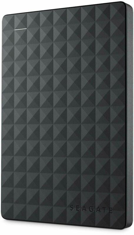 Seagate Expansion Portable 2TB External Hard Drive HDD – USB 3.0 for PC Lapto...