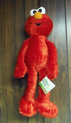 Large Shimmery Elmo Plush- Brand New w/Tags-2002-Fisher Price