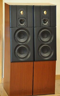 Audiophile Meadowlark Blue Heron Stereo Speakers