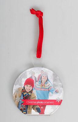 Bilderrahmen, Weihnachtsschmuck (6x Tannenbaum Schmuck Weihnachtsschmuck Foto Christbaum Weihnachten Baum)