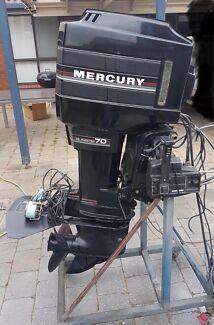 Mercury 70hp outboard motor