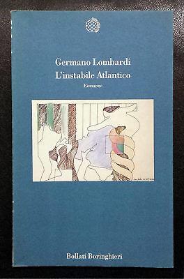Germano Lombardi, L'instabile Atlantico, Ed. Boringhieri, 1993