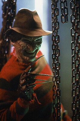 Original Screen Used Nightmare on Elm Street 4 Freddy Krueger Boiler Room Prop