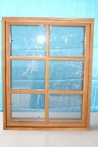 COLONIAL AWNING WINDOWS, SOLID CEDAR, CED02 730W X940H Vineyard Hawkesbury Area Preview
