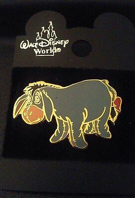 Disney World Large Eeyore WDW Pin