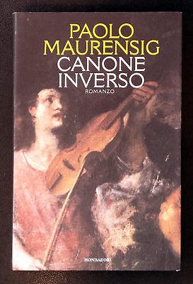 Paolo Marensig, Canone inverso, Ed. Mondadori, 1996