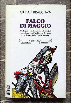 Gillian Bradshaw, Falco di Maggio, Ed. SugarCo, 1989