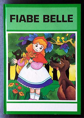Fiabe belle (1), Ed. Nuova Librogioco, 1987