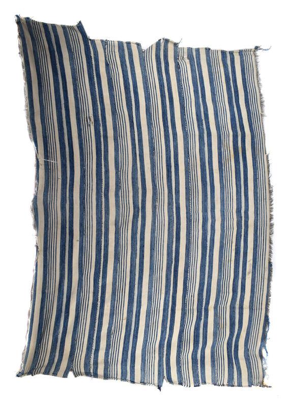 Dogon or Mossi Indigo Textile Mali or Burkina Faso African Art