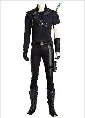 Avengers Captain America Civil War Hawkeye Battleframe cosplay (Hawkeye Cosplay Kostüme)