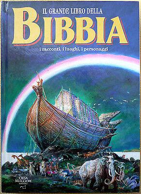 Il Grande Libro della Bibbia. I racconti, i luoghi, i personaggi, Ed. Orsa Ma...