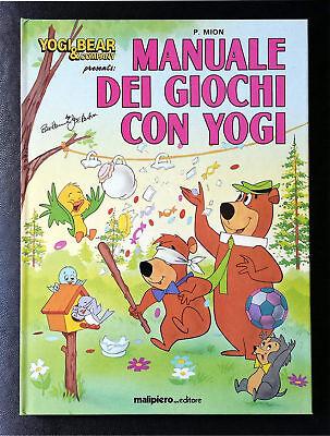 Paola Mion, Manuale dei giochi con Yogi, Ed. Malipiero