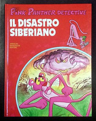 Pink Panther Detective: Il disastro siberiano, Ed. Mondadori, 1986