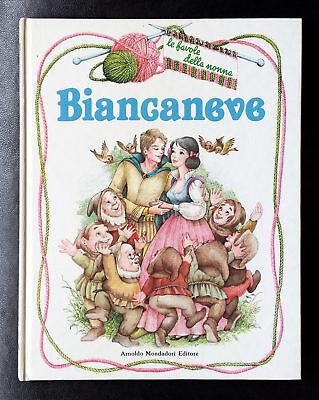 Gianni Padoan (testi di), Biancaneve, Ed. Mondadori, 1985
