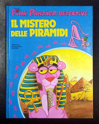 Pink Panther Detective: Il mistero delle Piramidi, Ed. Mondadori, 1986