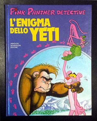 Pink Panther Detective: L'enigma dello Yeti, Ed. Mondadori, 1986