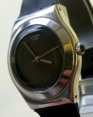 RARE,UNIQUE Men's SWISS Watch SWATCH IRONY AG2003