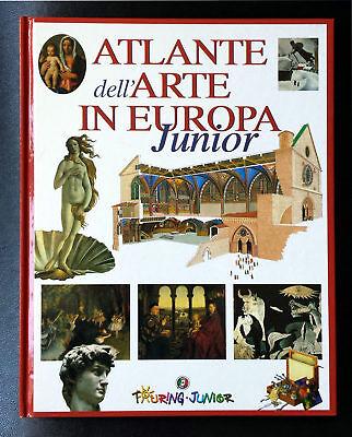 Vittorio Giudici, Atlante dell'Arte in Europa (Junior), Ed. TCI
