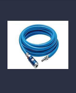 Aire-comprimido-Pintura-Tubo-flexible-6mm-con-Embrague-de-seguridad-10m-hasta
