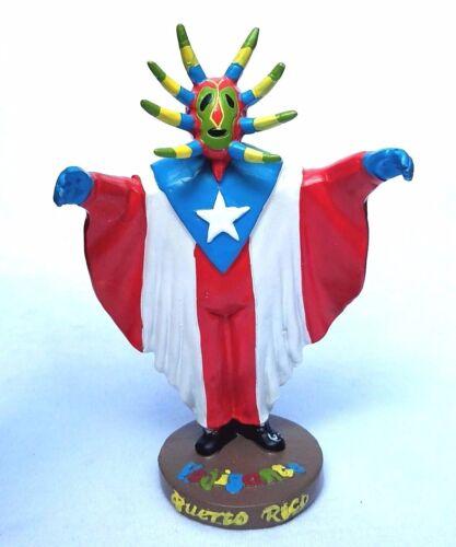 Puerto Rico Home Decorative Tradition Vejigante Souvenirs( Boricua & Rican ) #3