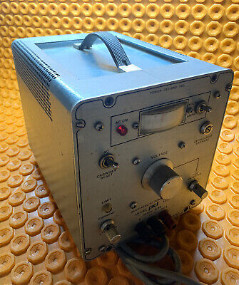 Power Designs Inc. Regulated Dc Power Supply 0-40v 0-5a Model 4050