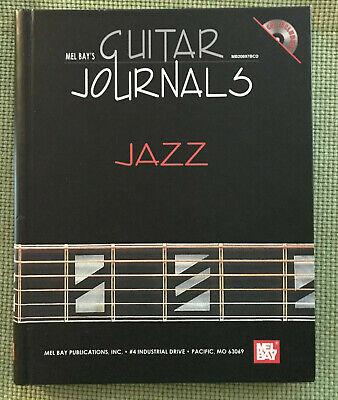 Guitar Journals - Jazz (Mel Bay's Guitar Journals) by Christiansen, Corey Book