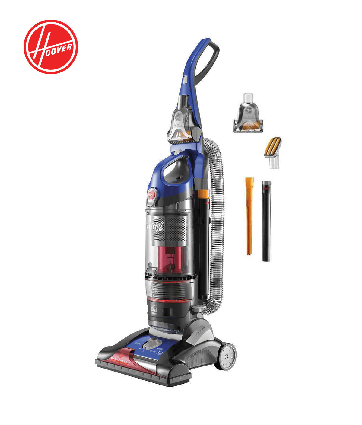 Hoover Windtunnel 3 Pro Pet Rewind Bagless Upright Vacuum Uh70937 2x Parts Diagram Bissell 1698 Powersteamer Proheat Deep Cleaner Stock Photo