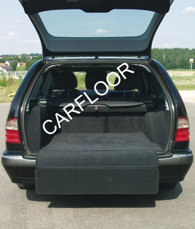 VW T-Roc ab 11.17 Kofferraum Laderaum Kofferraummatte ausklappbar Passform