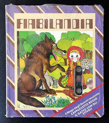Fiabilandia: Cappuccetto rosso / Il gatto con gli stivali, Ed. GEIE, 1987