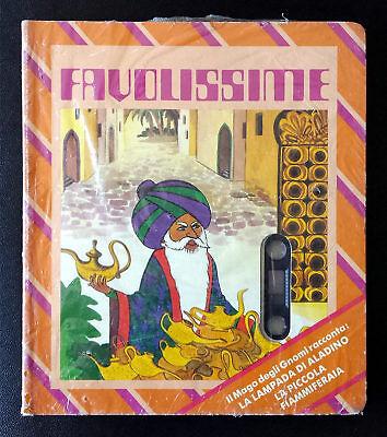 Favolissime: La lampada di Aladino / La piccola fiammiferaia, Ed. GEIE, 1988