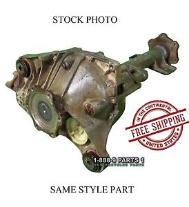 chevrolet suburban front differential ebay atlas wiring diagram front differential carrier 3 73 4x4 chevy tahoe silverado sierra stk l47c32