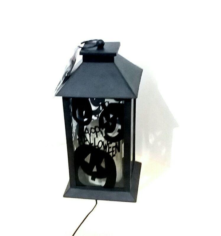 Halloween Color Changing Light LED Lantern Decoration remote timer Pumpkin