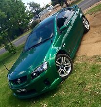 VE commodore, 2009 SV6 Young Young Area Preview