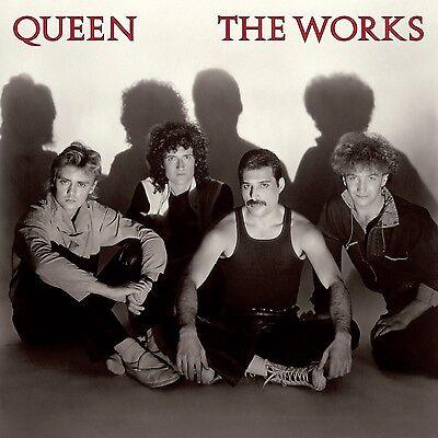 QUEEN - THE WORKS: CD ALBUM (2011 DIGITAL REMASTER)