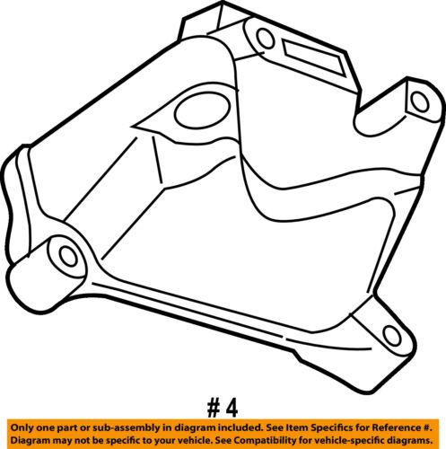 dodge chrysler oem engine motor transmission mounting bracket Dodge Ram Steering Problems dodge chrysler oem engine motor transmission mounting bracket right 5166040ab 5166040ab