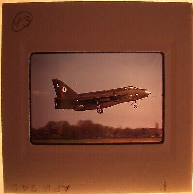 Art Dia Slide Flugzeug Airplane