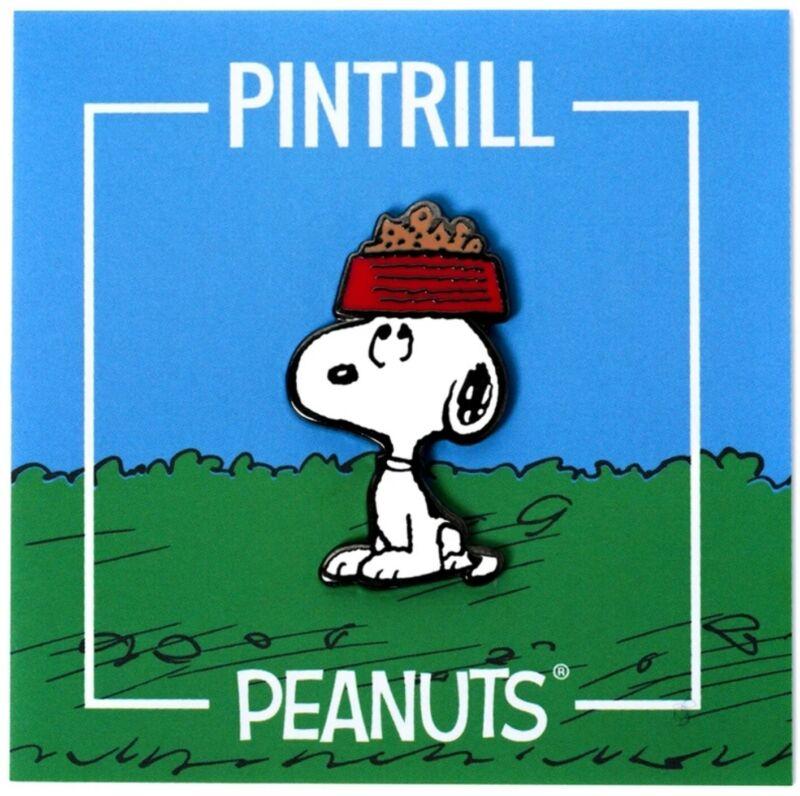PINTRILL x PEANUTS - Snoopy