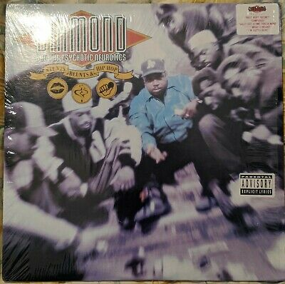 Diamond D - Best Kept Secret 2xLP reissue pressing
