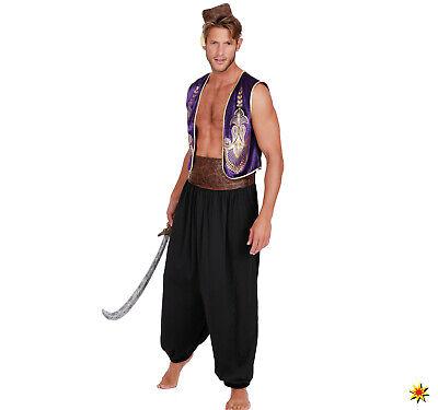 Herren Kostüm Orient Arabischer Prinz Aladin 1001 Nacht - Arabische Nacht Kostüme
