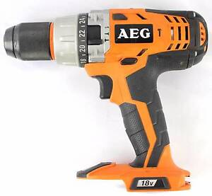 AEG BSB 18 Cordless hammer drill/driver - Skin only Morley Bayswater Area Preview
