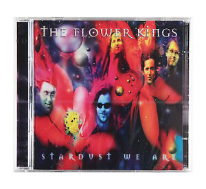 The Flower Kings  Stardust We Are 2CD New & Sealed