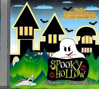 SPOOKY HOLLOW: 1 HOUR COMPILATION OF CLASSIC 80s & 90s HALLOWEEN SOUND EFFECTS!