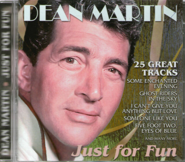 Dean Martin - Just for Fun (25 great tracks 2000)