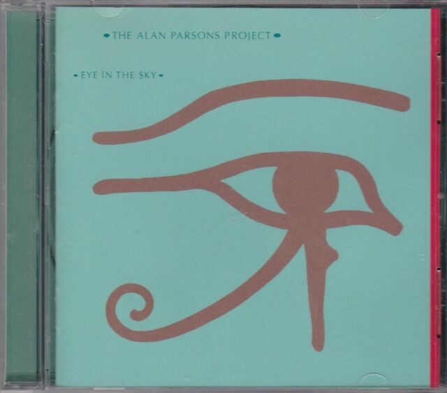 ALAN PARSONS PROJECT - EYE IN THE SKY - CD - NEW -