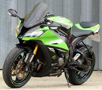 2016 KAWASAKI ZX10R  ZX1000 KEF ABS, A VERY TIDY WELL MAINTAINED FSH EXAMPLE.
