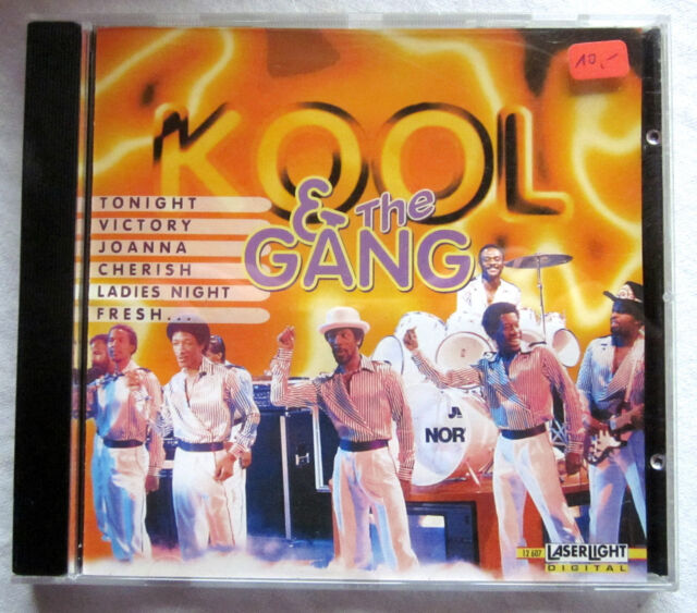 CD KOOL & THE GANG - Best