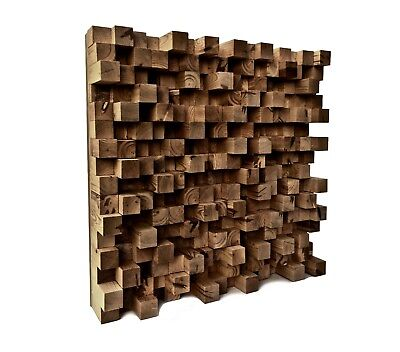 SONIC DIFFUSER - Special Walnut - 2ft x 2ft