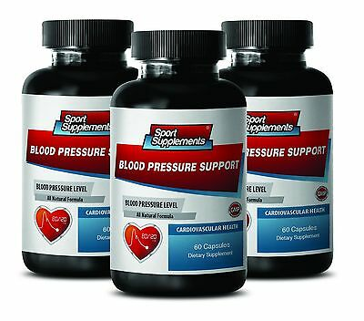 Blood Pressure Support 820Mg    Normal Sodium Excretion Pills 3B