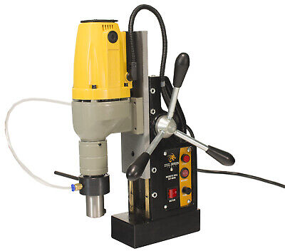 Steel Dragon Tools Md40 Magnetic Drill Press 1-12 Boring 2700 Lbs Magnet
